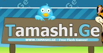 Tamashi.Ge - ონლაინ თამაშები